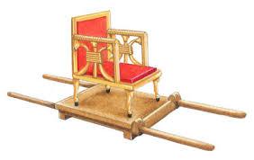 Sedan Chairs Carrying Chair