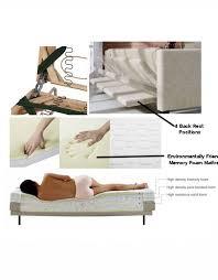 Memory Foam Sofa Sleeper Brilliant Queen Size Sofa Sleeper Harmony Renoir Queen Size Memory