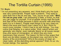 The Tortilla Curtain Chapter Summary The Tortilla Curtain Pdf 100 Images The Tortilla Curtain