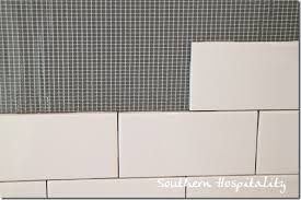 installing subway tile backsplash in kitchen lovely ideas how to install subway tile backsplash lofty how to