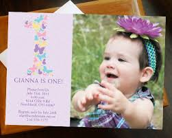 items similar to first birthday invitation butterfly one