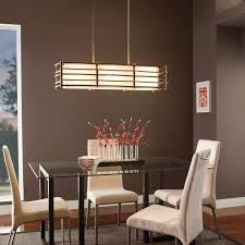bronze kitchen light fixtures kichler 42061cmz moxie 3 light linear pendant 36w in cambridge