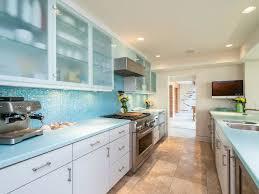 blue kitchen backsplash white cabinets best 25 modern kitchen white cabinets mosaic tile