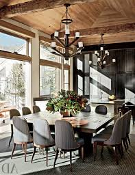 natural wood dining room tables luxury home design