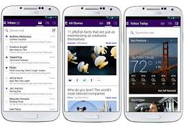 how to app on android overhauled yahoo mail app for android now available for