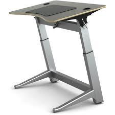 Adjustable Height Workstation Desk by Focal Upright Locus Adjustable Desk Standup Workstation U2013 Standing