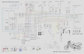 honda wiring diagram hawk gt wiring diagram in color honda hawk gt