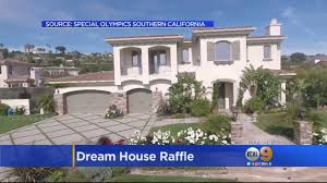special olympics holds annual dream house raffle cbs los angeles