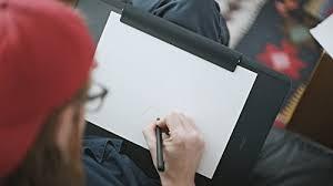 Tablette Graphique Wacom Intuos Pro Wacom Intuos Pro Paper Edition Tablette Graphique à Stylet