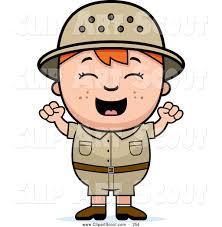 safari truck clipart cute boy clipart 44