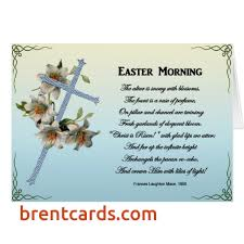 free easter poems birthday card awesome religious easter poems and prayers
