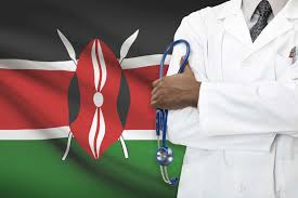 Flag Of Kenya Kenyan Healthcare Workers On Strike The Douglas Review