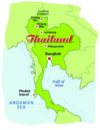 Phuket Thailand Map Thailand Tour Packages Bankok Phuket Island Smartours