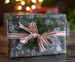 chalk wrapping paper gifts dressed up for the holidays creative christmas wrapping