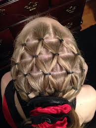 gymnastics picture hair style competition hairstyles hair