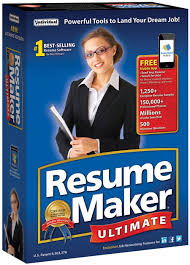 resume writing software amazon com resumemaker ultimate 6 download software