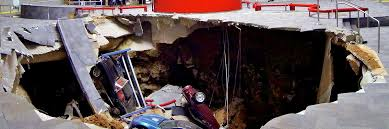 corvette museum collapse sinkhole studied with xylem technology waves