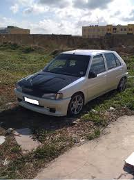 used peugeot 106 il muccu 1995 peugeot 106 specs photos modification info at