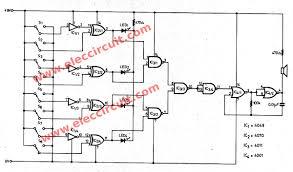 many logic probe circuit ideas u2013 electronic projects circuits