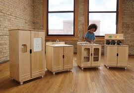 Preschool Kitchen Furniture Jonti Craft Truemodern Play Kitchen 4 Set 1711jc