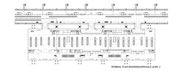 Terminal 5 Floor Plan by Gallery Of Passenger Terminal Complex Suvarnabhumi Airport Jahn 7