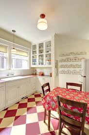 Retro Kitchen Design Ideas 66 Best Kitchen Design Images On Pinterest Retro Kitchens Dream