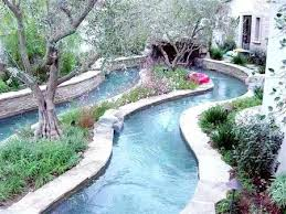 Backyard Pool With Lazy River Lazy River Pool Swim Up Bar In Arizona Mediterranean Pool Lazy