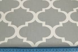 home decor moroccan trellis on a gray background 220g m2