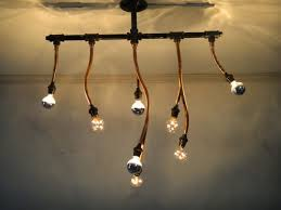 copper pipe light fixture wonderful copper pipe light f21 on stunning image selection with
