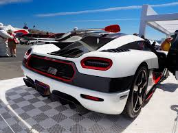 blue koenigsegg one 1 2015 pebble beach koenigsegg one 1 courtesy of michelin