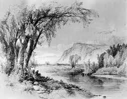 gallery best landscape pencil art drawings art gallery