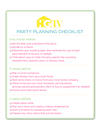 Free Event Planner Contract Template Birthday Party Checklist Template 3 Free Templates In Pdf Word