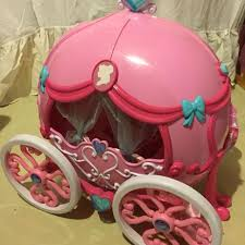 Princess Carriage Centerpiece Descubre El Disney Princess Carriag