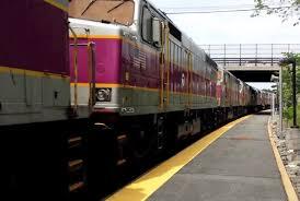 Commuter Rail by F40ph