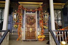 Front Porch Fall Decorating Ideas - small front porch fall decorating ideas front porch decorating