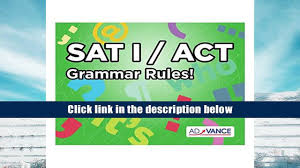 free download advance sat i act grammar rules concept cards