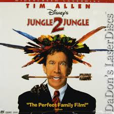 jungle 2 jungle laserdisc rare laserdiscs clearance items