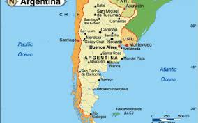 map of south america in destination maps south vacations