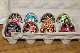 ukrainian easter eggs for sale ukrainian catholic easter bake sale hit