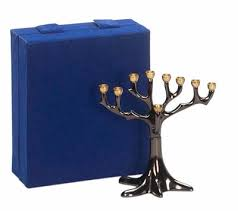 menorah tree of hanukkah menorahs contemporary menorahs tree of menorah in