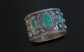 silver antique bracelet images Chinese antique silver turquoise bracelet techno geezer 39 s opus jpg