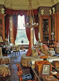 decordesignreview chintz filled english room english