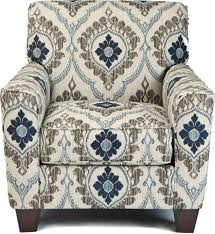 great blue pattern accent chair for your small home decor pleasing blue pattern accent chair on home remodel ideas with additional 83 blue pattern accent chair