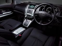 toyota harrier 2005 toyota harrier hybrid 2005 design interior exterior innermobil