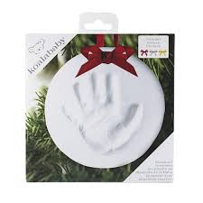 koala baby handprint or footprint ornament kit toys r us