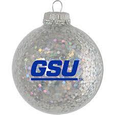 georgia state university christmas ornament ball georgia
