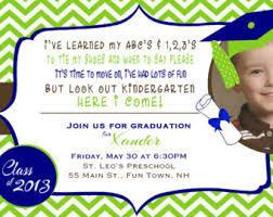preschool graduation invitations chevron imprimible graduación por printsforyourevents