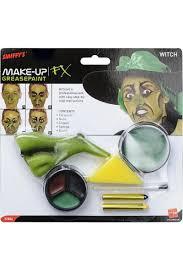Professional Halloween Makeup Kits by Wicked Witch Makeup Kit Mugeek Vidalondon