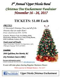 2017 christmas tree enchantment u2013 november 16 u2013 26 2017 upper