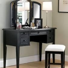 Vintage Style Vanity Table Soothing Makeup Vanity Desk Plus Lighted Makeup Vanity Table Set